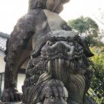 伊勢神社【イケメン狛犬】