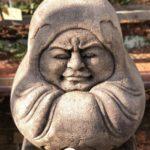 武内神社【狛犬とダルマと龍】