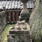 松尾神社【狛犬不在】