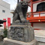 善國寺【狛トラと毘沙門天】