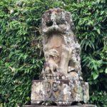草野神社【ガラ空き拝殿】&地元のまつりの件