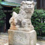 諏訪神社/文京区【新鮮あぶらあげ】