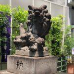 烏森神社【新橋の真ん中に突然神社】