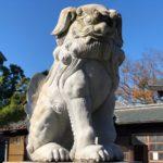 阿羅波比神社【目力強めな狛犬】