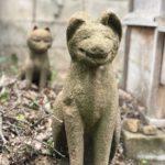 加佐奈子神社【わらうキツネ】