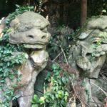 富田八幡宮【狛犬いっぱい】
