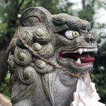 日吉神社【猿&犬】