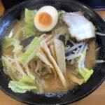 昭和軒【ドカ野菜の味噌ラーメン】